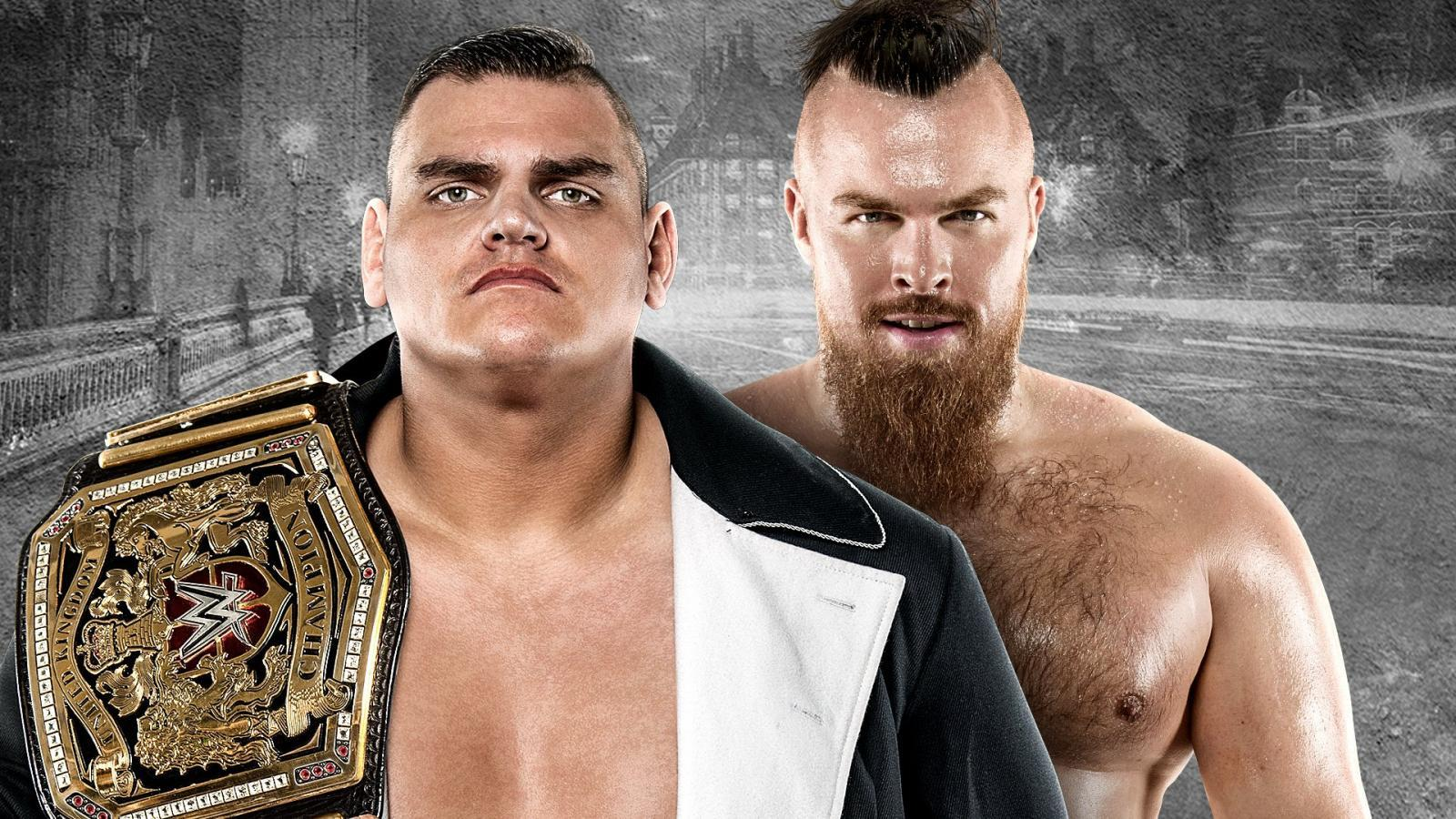 WWE NXT UK 12/5/19 Preview