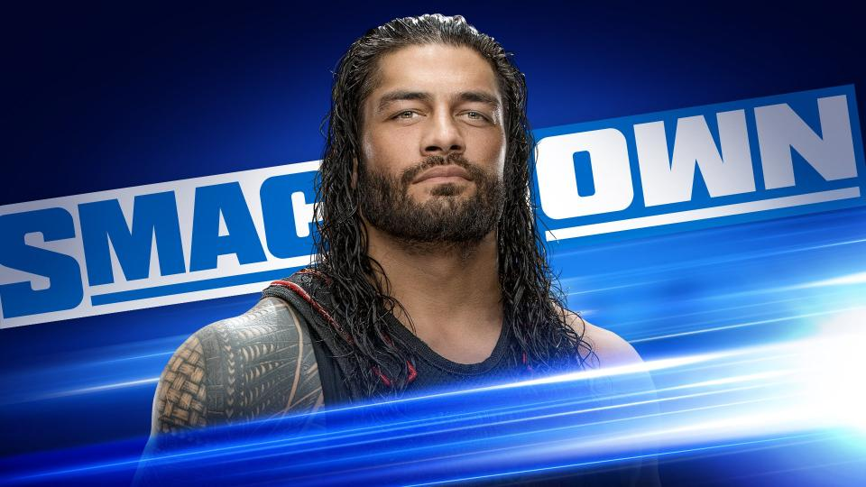 WWE Smackdown 12/13/19