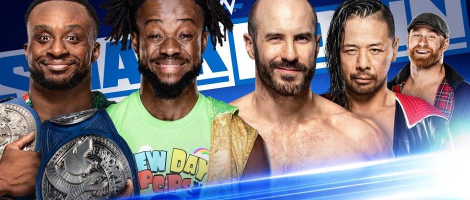 WWE Smackdown 12/20/19
