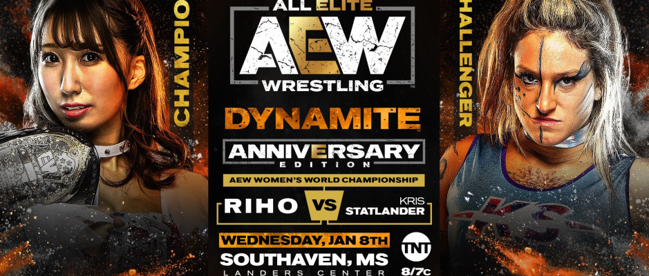 AEW Dynamite 1/8/2020