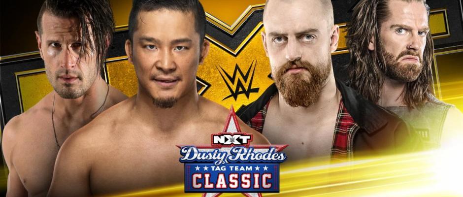 WWE NXT 1/15/2020