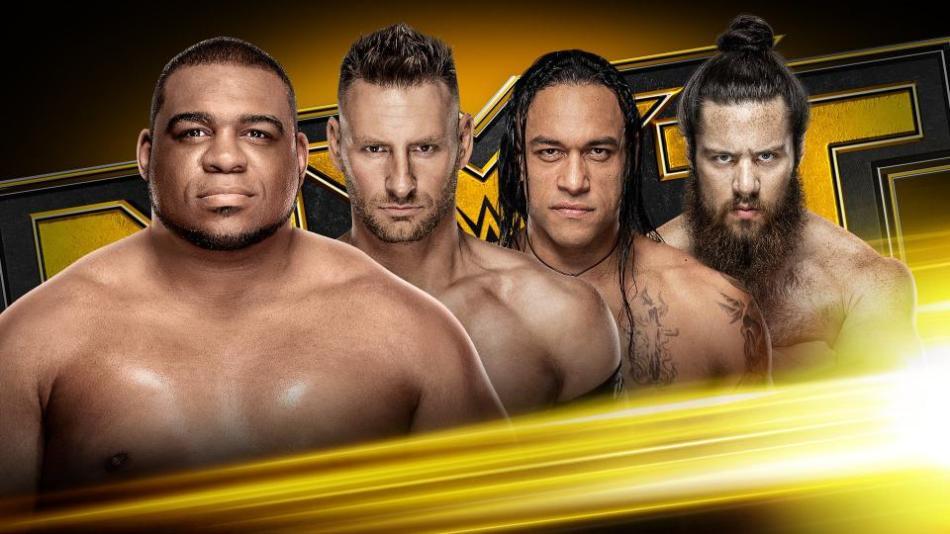 WWE NXT 1/8/2020