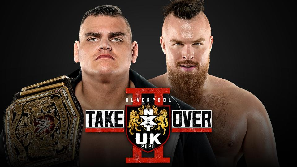 WWE NXT UK TakeOver: Blackpool II