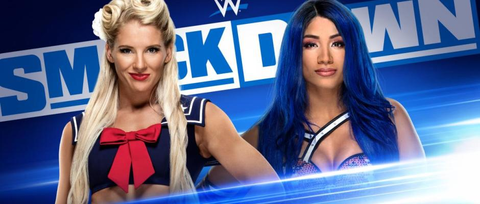 WWE Smackdown 1/10/2020