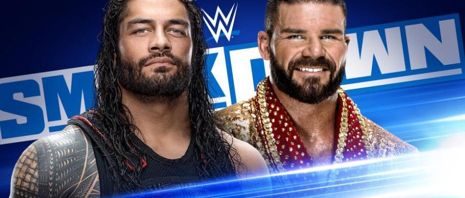 WWE Smackdown 1/17/2020