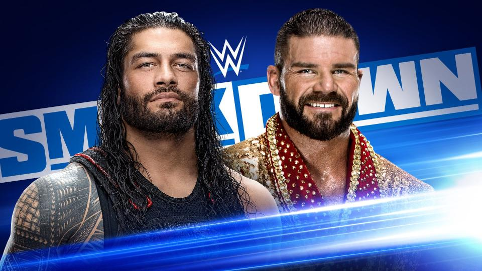 WWE Smackdown 1/17/2020