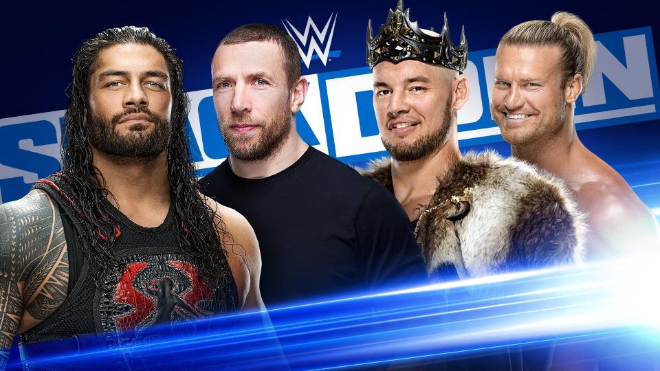 WWE Smackdown 1/3/20