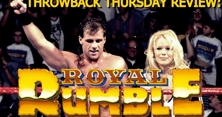 Throwback Thursday: Royal Rumble 1995