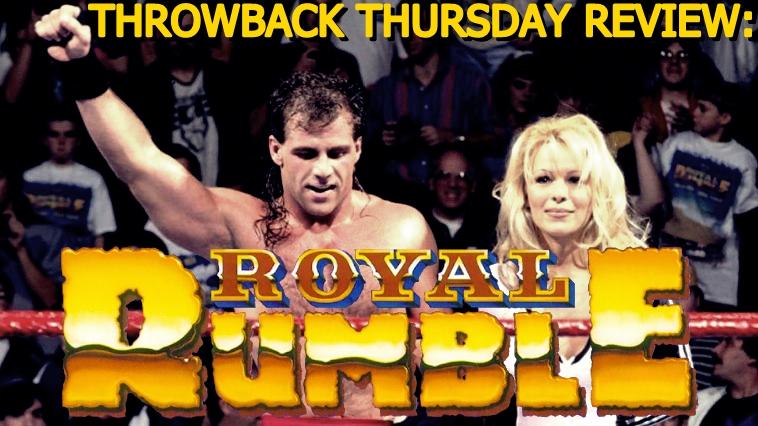 Throwback Thursday: Royal Rumble 1995