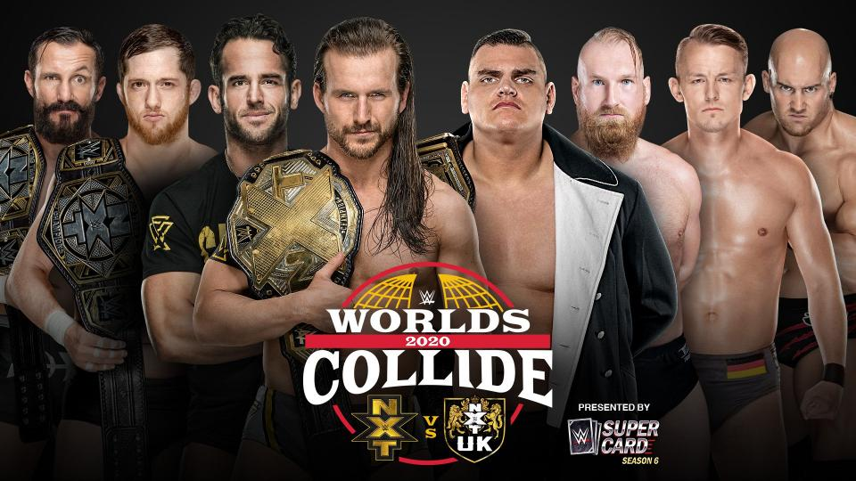 WWE Worlds Collide 2020 Preview: NXT vs. NXT UK (1/25)