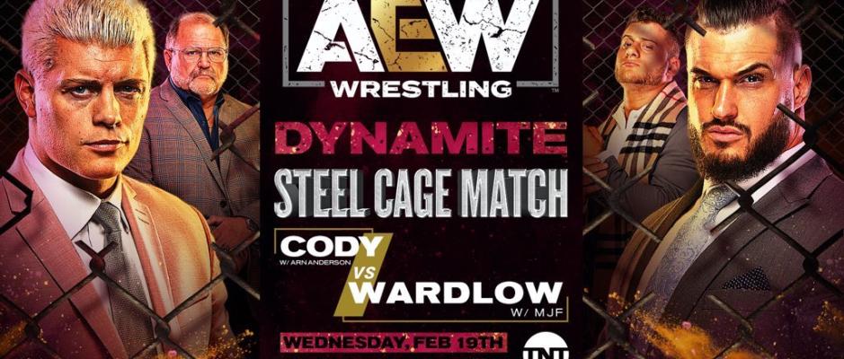 AEW Dynamite 2/19/2020