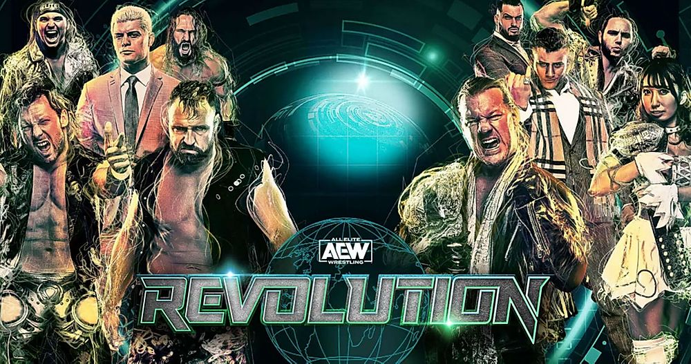 AEW Revolution 2020 Preview