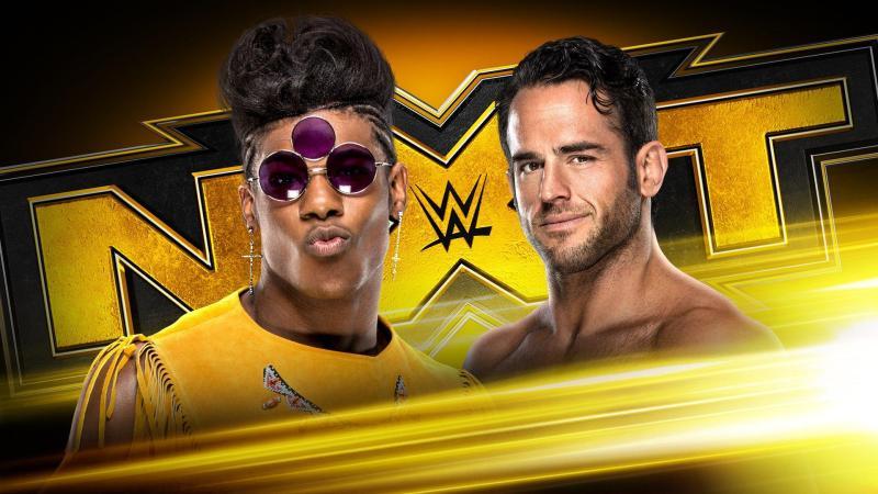 WWE NXT 2/19/2020