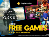 PS Plus March 2020