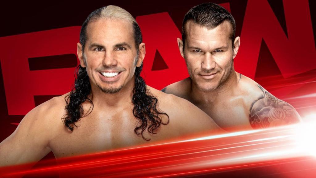 WWE RAW 2/17/2020