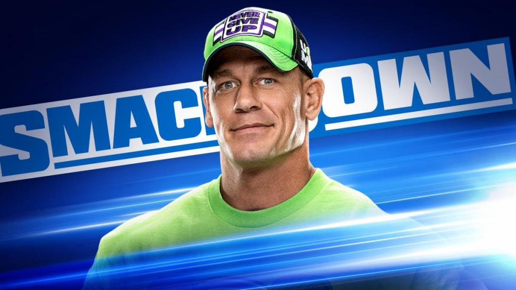 WWE Smackdown 2/28/2020