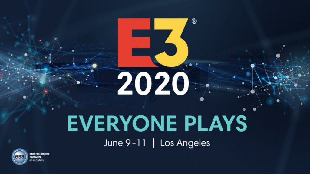 E3 2020 Canceled