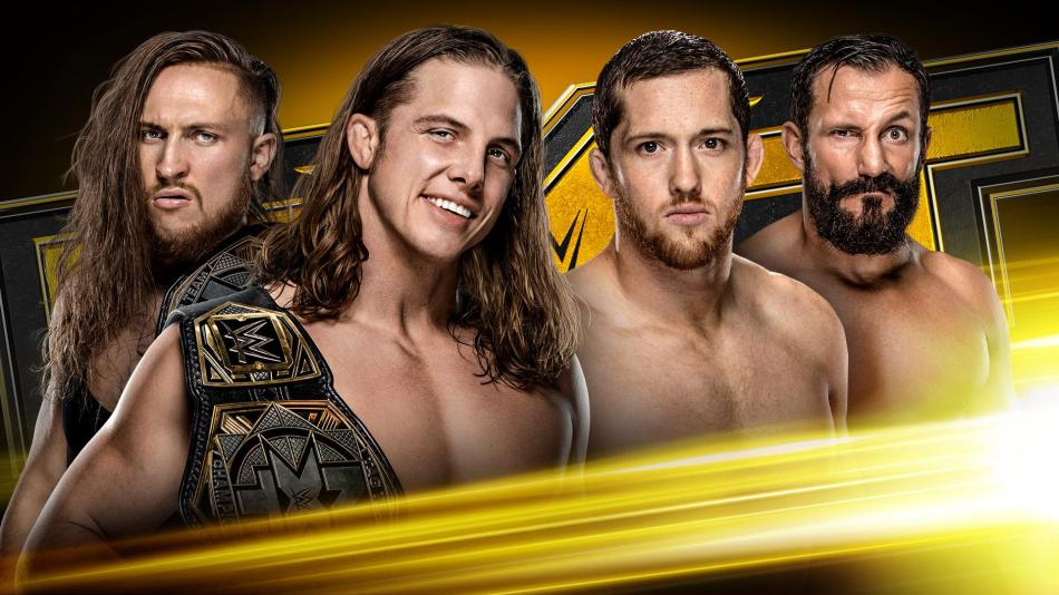 NXT 3/11/2020 Preview