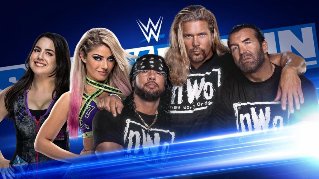 WWE Smackdown 3/6/2020 Preview