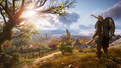 Assassin's Creed Valhalla England Evening Female
