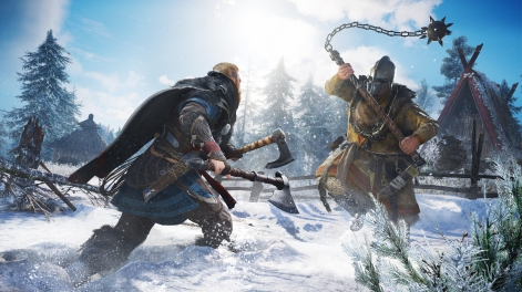 Assassins Creed Valhalla Combat Male