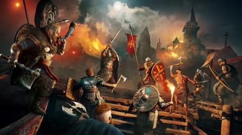 Assassins Creed Valhalla Raid Night Male