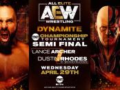 AEW Dynamite 4/29/2020 Preview