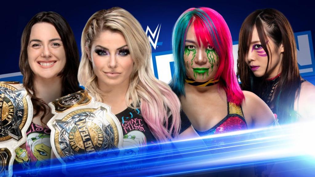 WWE Smackdown 4/10/2020