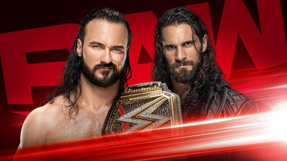 WWE RAW 4/27/2020