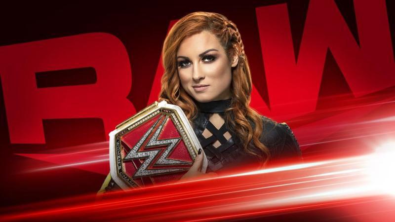 WWE RAW 5/11/2020