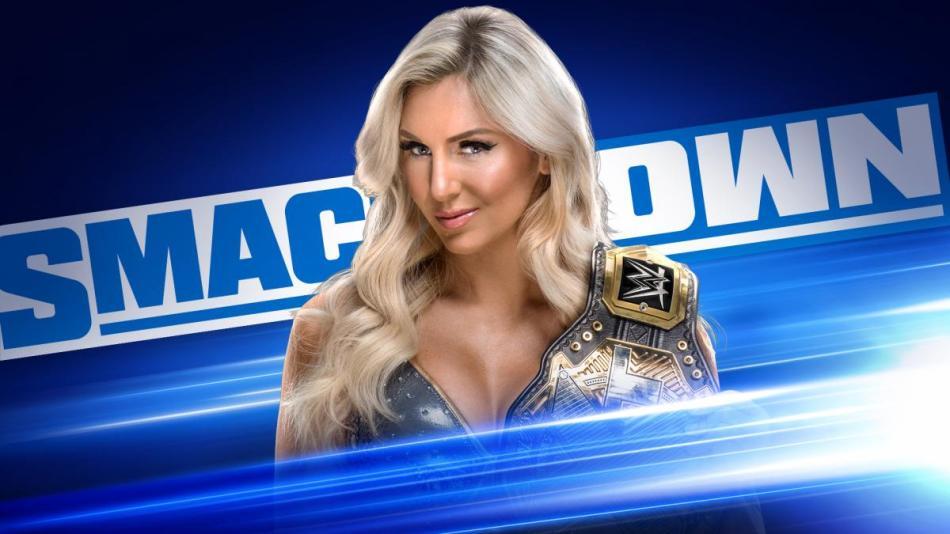 WWE Smackdown 5/15/2020