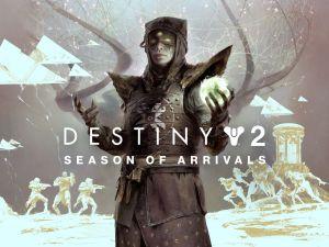 Destiny 2 Daily Reset - Season of Arrivals