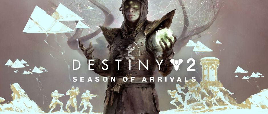 Destiny 2 Daily Reset - Season of Arrivals