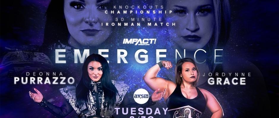 Impact Wrestling Emergence Night 2