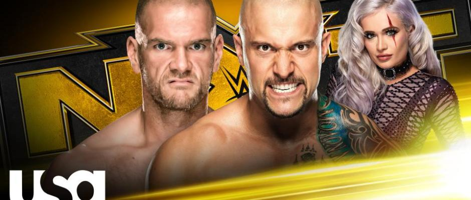 NXT 8/12/2020 Preview