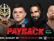 WWE Payback Tag Match