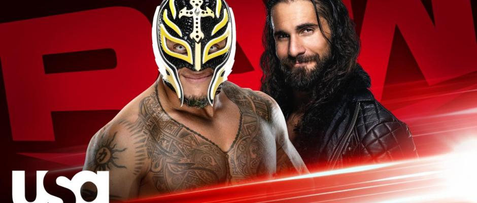 WWE RAW 8/31/2020 Preview