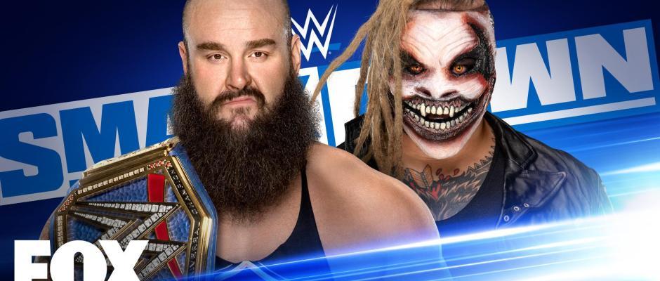 WWE Smackdown 8/14/2020