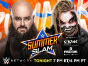 WWE Summer Slam 2020