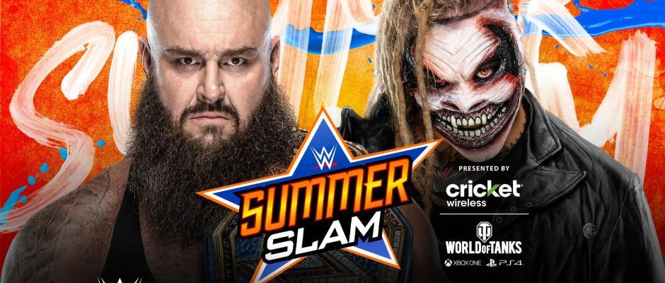 WWE Summer Slam 2020