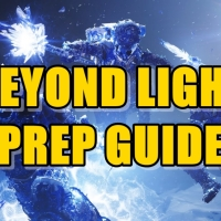 Destiny 2 Beyond Light Prep Guide