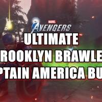 Ultimate Brooklyn Brawler Best Captain America Build Marvel's Avengers