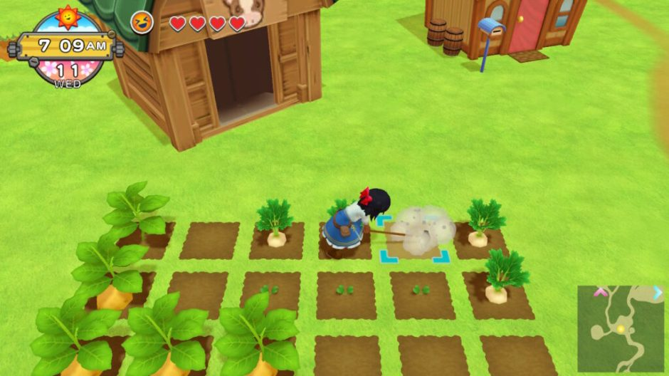 Harvest Moon One World Screenshot 01