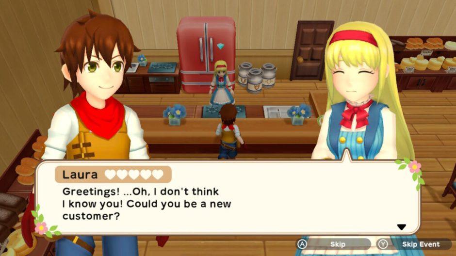 Harvest Moon One World Screenshot 02