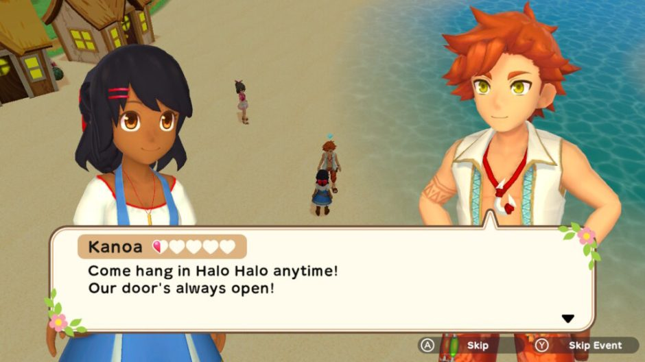 Harvest Moon One World Screenshot 03