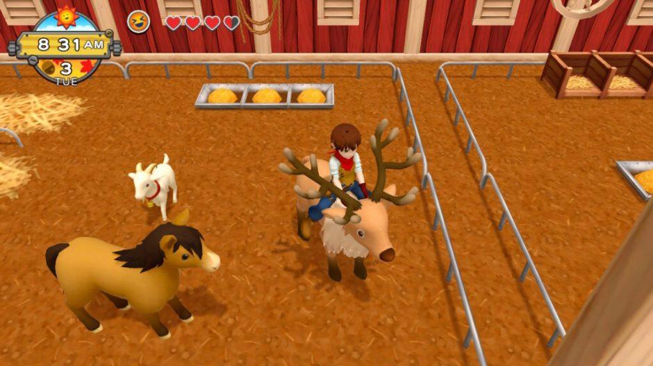 Harvest Moon One World Screenshot 04