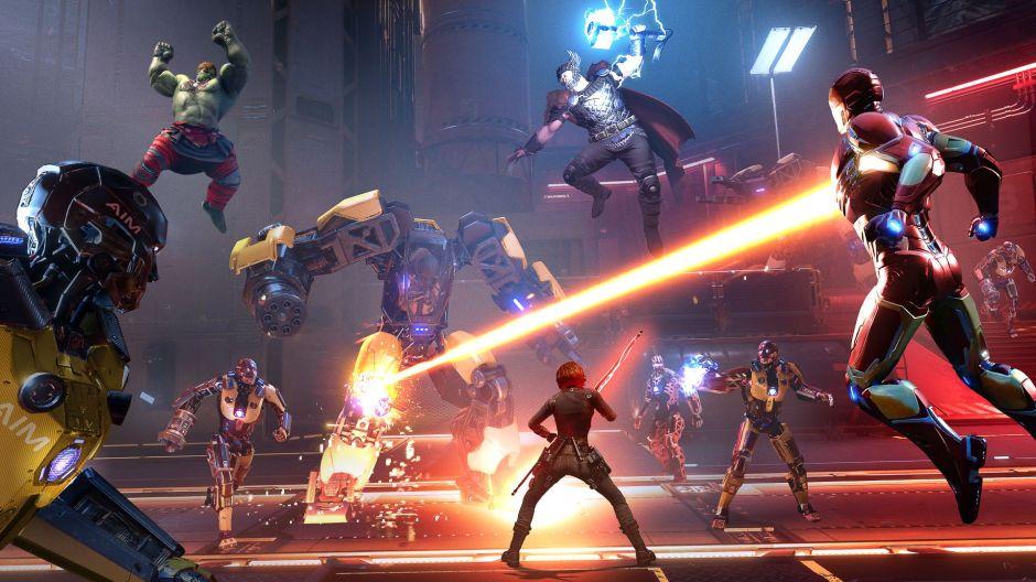 Marvel's Avengers Screenshot 01