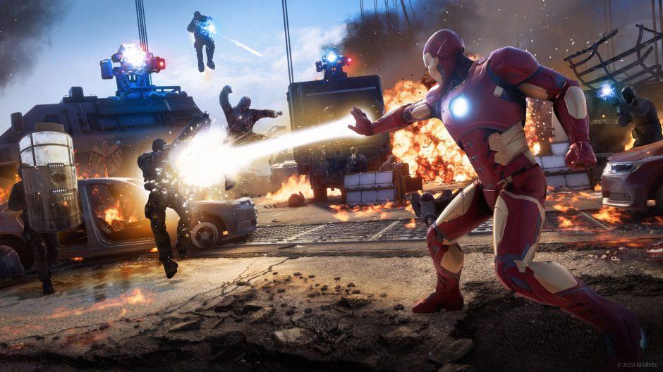 Marvel's Avengers Screenshot 03