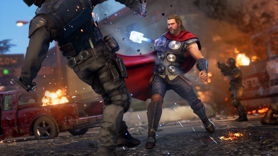 Marvel's Avengers Screenshot 08