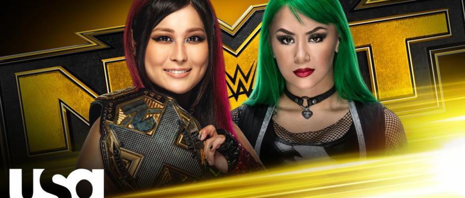 WWE NXT 9/16/2020